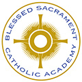 Blessed Sacrament Catholic Academy logo