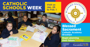 Catholic Schools Week image