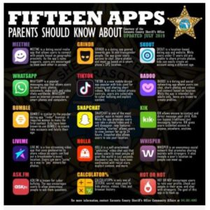 image of the 15 apps parents should know about